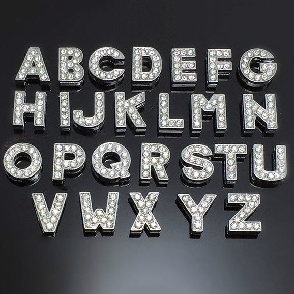 crystal letters